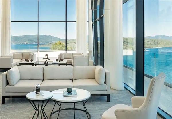 Обзор роскошного спа-отеля Турции: Lux Bodrum Resort & Residences