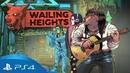 Wailing Heights Sing-A-Long Launch Trailer PS4