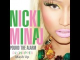 Nikki Minaj vs. Tujamo &amp Bastian Van Shield - Pound The Big Bad Wolf (DJ Chopper Mash Up)