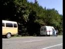жесткая авария в Краснодаре