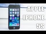 Apple iPhone 5s - обзор смартфона от Keddr.com