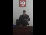 Вынесение приговора депутату Гордумы Георгию Тюрину