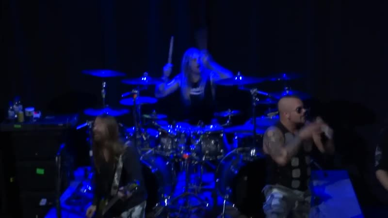 Sabaton - Lost Battalion To Hell and Back @ Belo Horizonte - A Autêntica - 28.10.2016