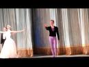 Curtain Call 1/6 Alina Somova, David Hallberg ☁️Giselle Ballet, Mariinsky Theatre 🎭 12.07.2018