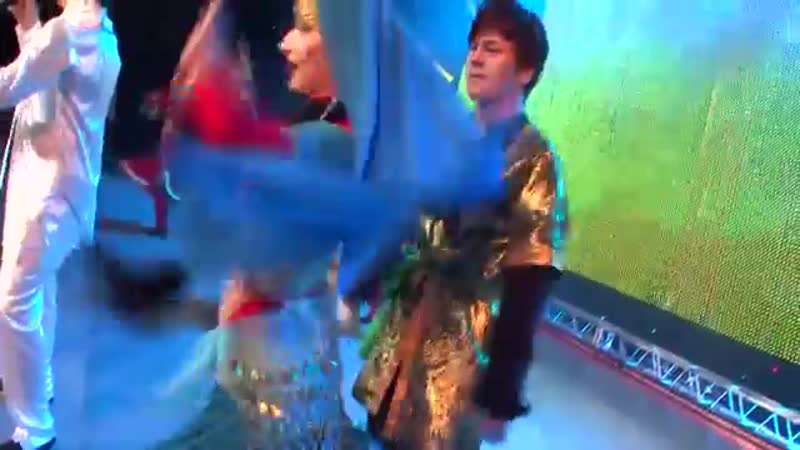 Руслан Атаев и Тахмина Умалатова Танцор диско