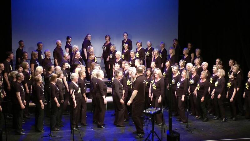 A Little Respect Farnham Rock Choir Frensham Heights School 18-06-2016