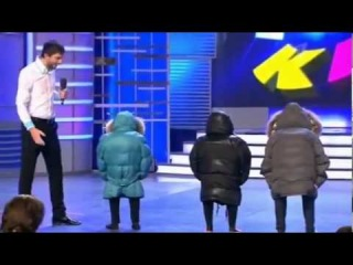 КВН 2013 2104) - Кастинг на роль паспарту!