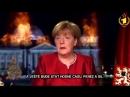 Píše se rok 2022 a Angela Merkel má projev ve veřejnoprávní televizi EURO 1