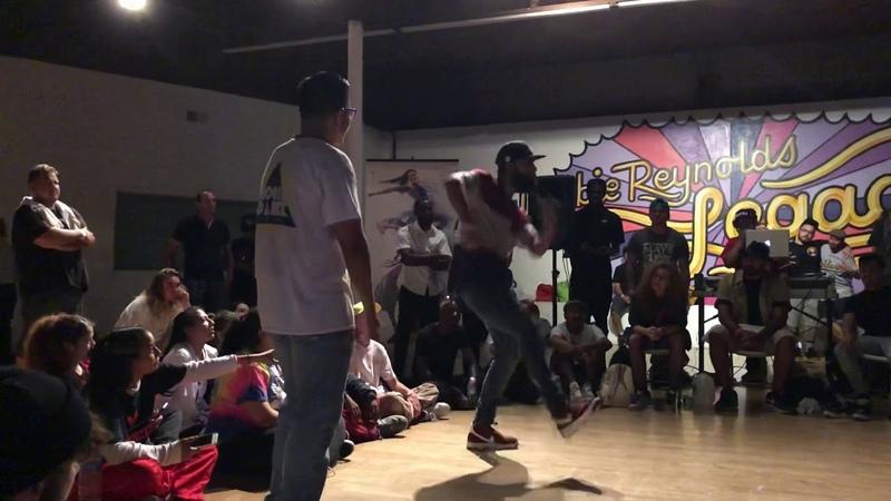 Bad Newz Smurf vs King Guttah Koncept | Semi Finals | LTMMY Vol. 9 2018 | Danceproject.info