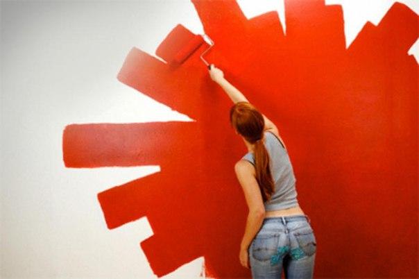 Qual tipo de tinta ideal - Pintura acrilica paredes ...