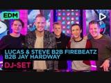 Lucas &amp Steve B2B Firebeatz B2B Jay Hardway - SLAM! Club Ondersteboven (20.11.2018)