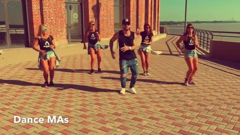 Subeme La Radio - Enrique Iglesias (feat. Decemer Bueno, Zion Lennox) - Marlon Alves Dance MAs