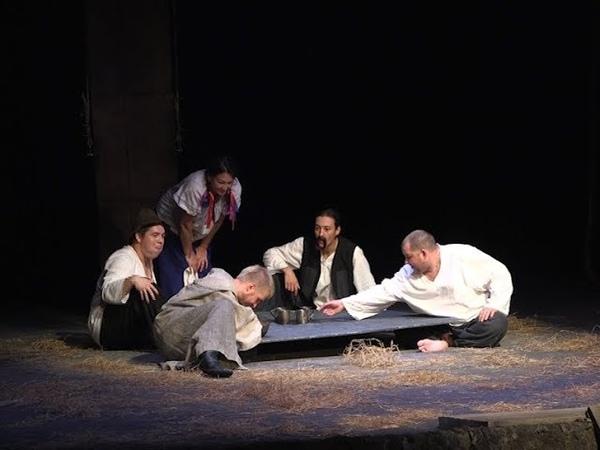 Новый театральный сезон в марийском театре кукол откроет премьера спектакля Панночка