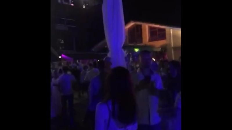 Фото отчёт white party pre-party sensation, 15 июня в Эмбарго💪👍😎