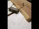 Надоели столы из эпоксидки Интересная идея для работы с деревом