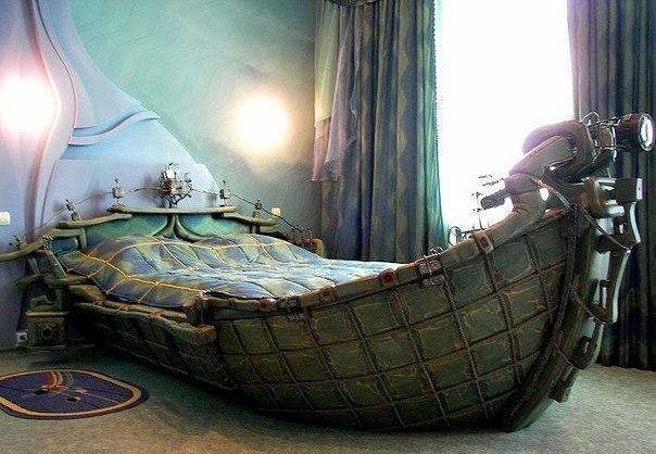 Комната для ночных путешествий