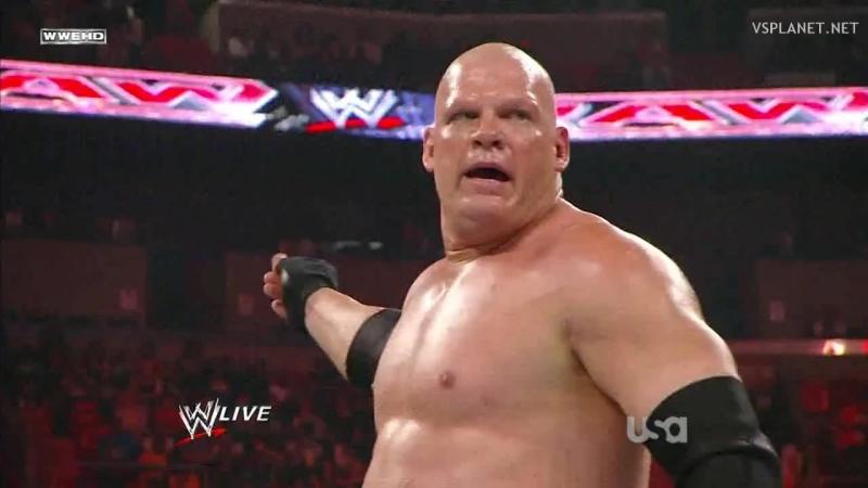Kane vs Sheamus RAW 07.06.2010
