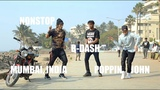 MUMBAI, INDIA NONSTOP, B-DASH, POPPIN JOHN