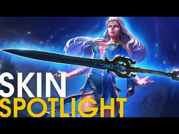 Lady of the Lake Freya Skin Spotlight