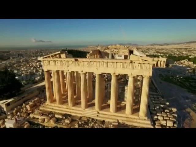 Взрывая историю. Тайны Афинского Акрополя (1 сезон 1 серия)