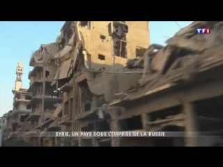 La reprise de contrôle quasi-totale de la Syrie par Bachar El Assad épaulé par l'armée russe.
