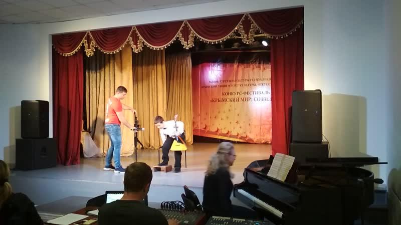 Гала концерт Крымский мир. Созвездие