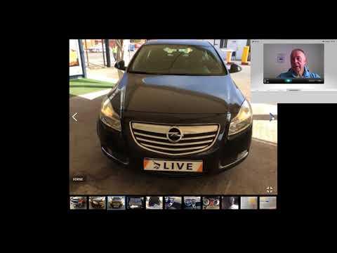 Подбор и покупка автомобиля Opel Insignia на аукционе Европы Часть 1