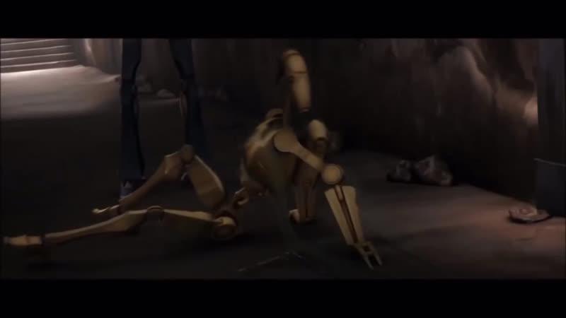 Лучший тактический дроид.