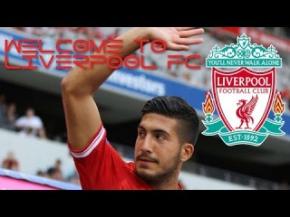 Emre Can - Welcome to Liverpool FC - Highlights - NEW STAR