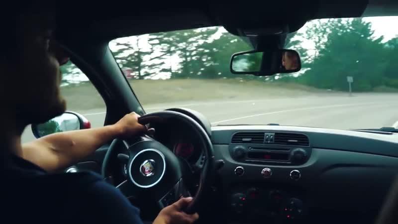 БЕШЕНЫЕ БУКАШКИ FIAT 500 и COLT RALLIART - ТЕСТ-ДРАЙВ в КРЫМУ