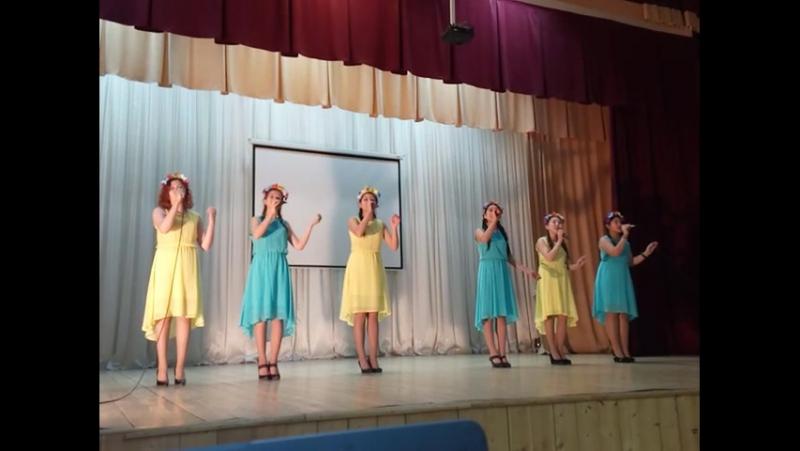 Концерт для участников Всероссийских соревнований юниоров на кубок Молодежь России: созидая будущее3