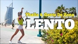 LENTO - Thalia &amp Gente De Zona ZUMBA fitness