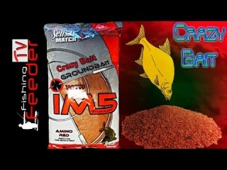 Sensas IM5 Amino Red ������ ���������(Feeder Fishing TV) �����