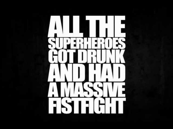 River Flows In You (Metal Cover) - All The Superheroes Got Drunk And Had A Massive Fistfight