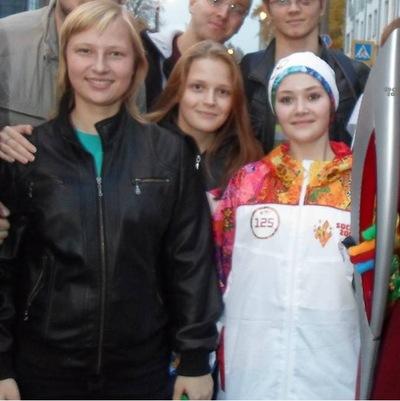 Виктория Серебрякова, 25 июля 1994, Тверь, id126190319
