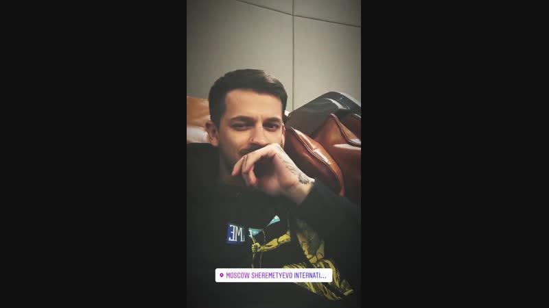 Миша Марвин | История Instagram | 19.01.2019 | vk.com/marvin_misha