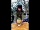 Китаец и арбуз