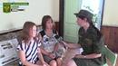 Гуманитарная помощь детям посёлка Фрунзе