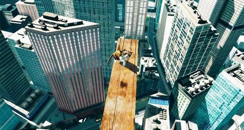 Виртуальная реальность лечит страх высоты без помощи врачей
