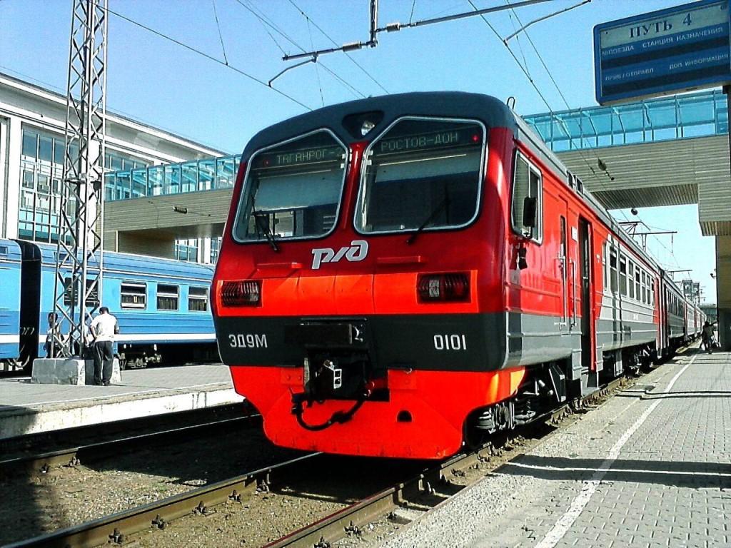 На военно-технический форум «Армия-2019» под Таганрогом пассажиров доставят электрички