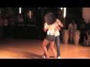 Красивая пара.  Прикольный танец - смотрите бесплатно самые смешные видео ролики...