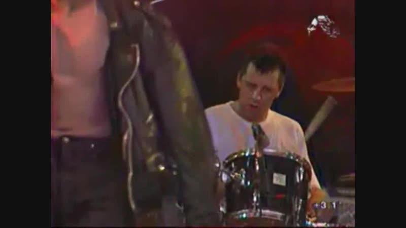Король и Шут - Кузнец ( фестиваль Окна открой, 2001 г.)