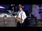 Paul McCartney I Saw Her Standing There-Yesterday-Helter Skelter Live-2009