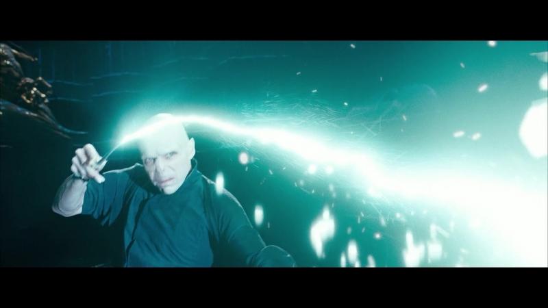 Гарри Поттер и Орден Феникса - Дамблдор против Темного Лорда