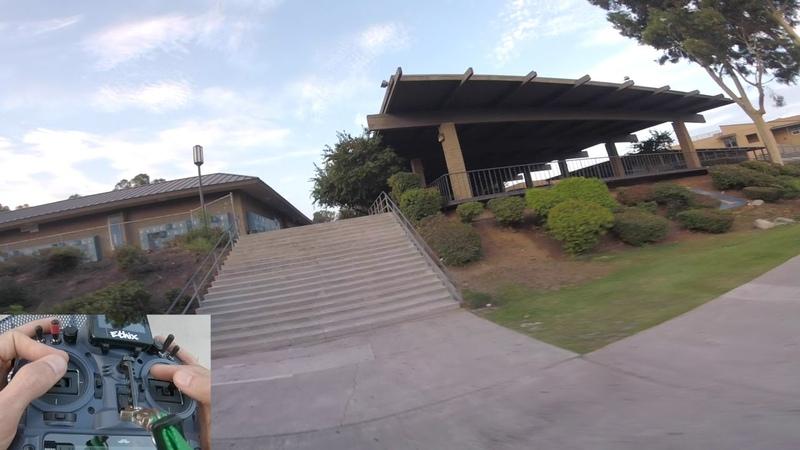 El Toro 6S RAW UNCUT Stick Cam FPV | FREESTYLE