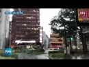 대형 트럭·지붕 날린 허리케인급 태풍…日 열도 긴장 _⁄ SBS