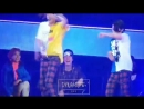 [FANCAM] 180917 DE Japan Tour in Kobe - Look at Eunhyuk dance moves! Very stunning_ Cr@dynamite_0404