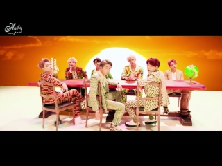[RUS SUB] BTS (방탄소년단) 'IDOL' Official MV