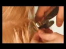 Итальянское горячее наращивание волос