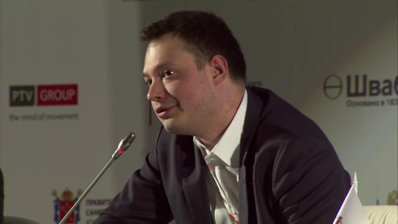 Морданов Иван Сергеевич Решения Холдинга Швабе в сфере Интеллектуальных транспортных систем